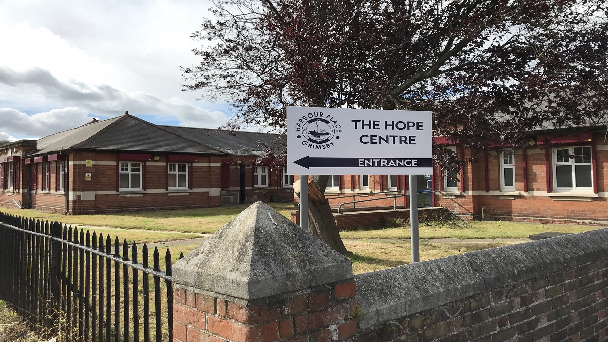 The hope centre